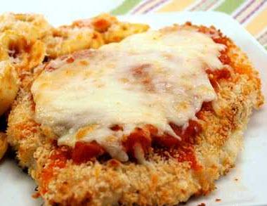 دستور پخت مرغ سوخاری با پنیر پارمزان و روغن زیتون