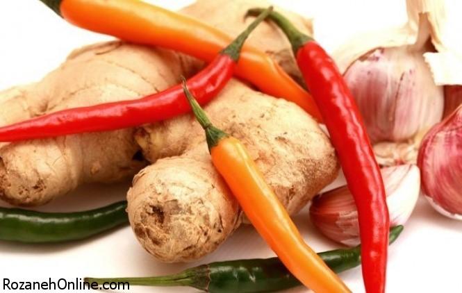 مصرف مواد غذایی چربی سوز بهترین راه کاهش وزن
