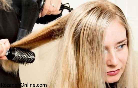 بررسی نازک شدن مو با اشتباهترین عادتهای روزانه