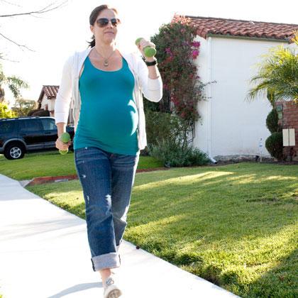 تاثیر پیاده روی روزانه در کاهش وزن سریع
