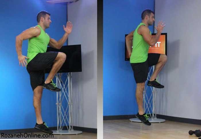 بالا بردن قدرت پرش با انجام حرکت power-skip