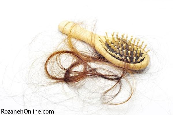 درمان ریزش مو با استفاده از داروهای موثر خانگی