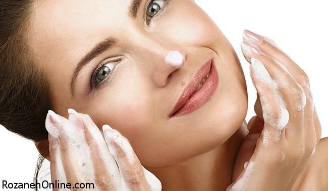 سلامت بدن را از روی پوست صورتتان تشخصیص دهید؟