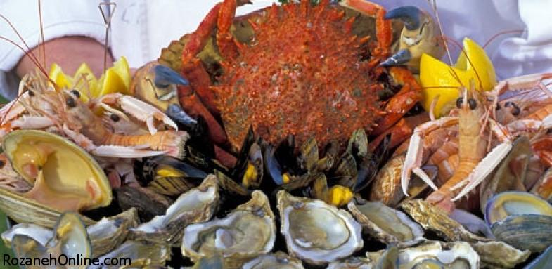 اهمیت مصرف غذاهای دریایی برای مردان