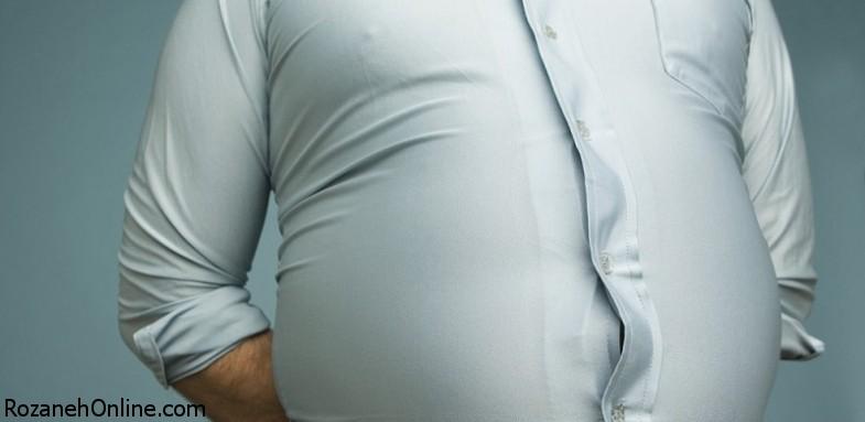 ارتباط چاقی شکمی با آرتریت روماتوئید