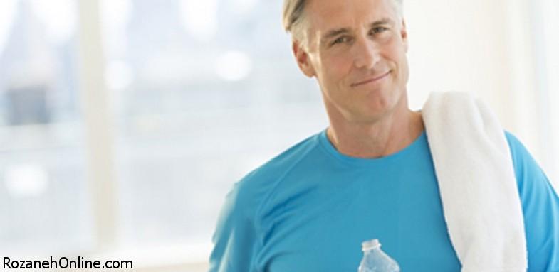 مقابله با بیماری های مردانه با پیادهروی سریع