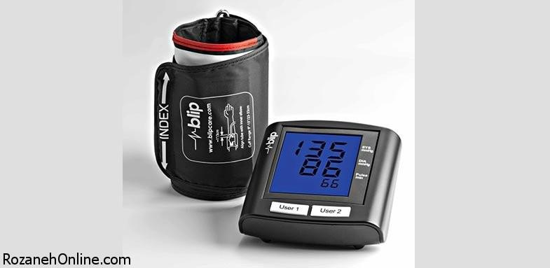 سنجش فشار خون با دستگاه های پیشرفته