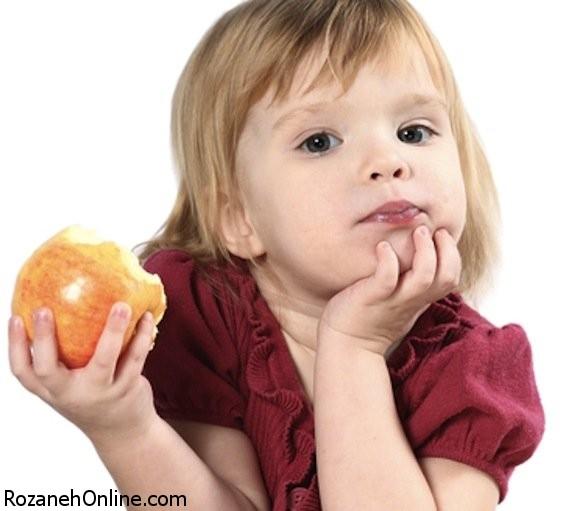 جبران کمبودهای غذایی در خردسالان