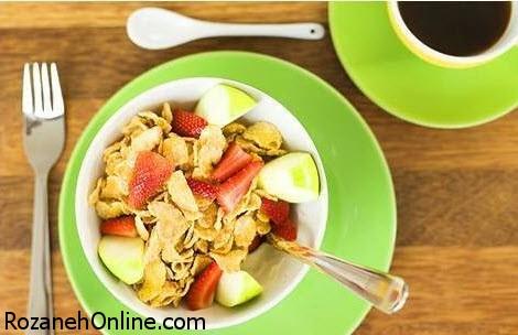 طرز تهیه یک صبحانه رژیمی با استفاده از بلغور یولاف