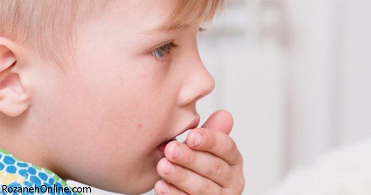 سرفه شبانه کودکان ناشی از چه بیماری میباشد؟