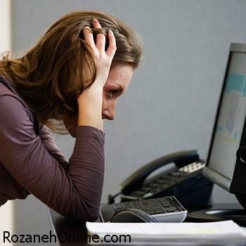 کنترل و مدیریت عوارض روانی استرس کاری