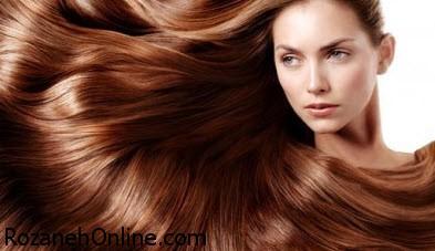 علت تغییر رنگ مو و تغییر بافت مو به چه عاملی بستگی دارد؟