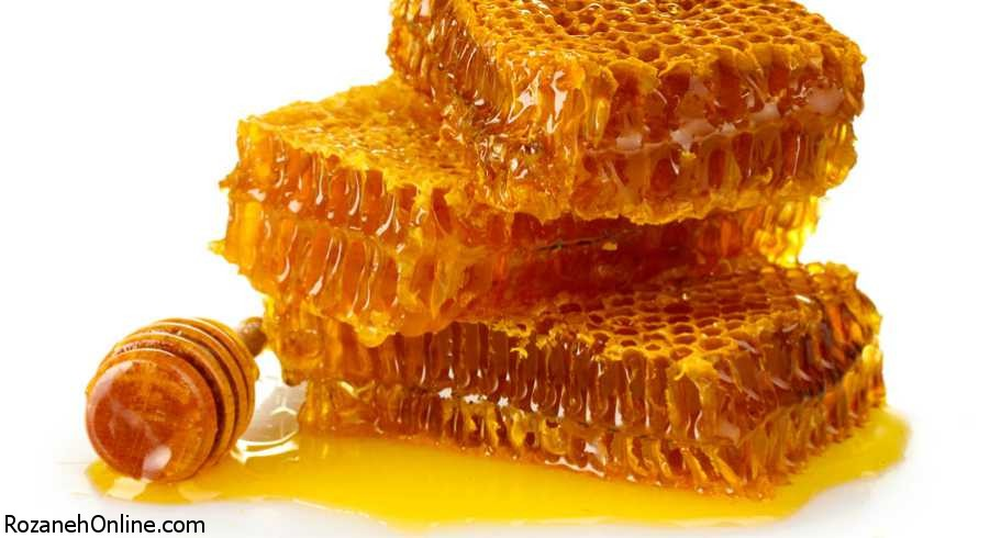 تاثیر عسل بر درمان گلو درد و سرفه