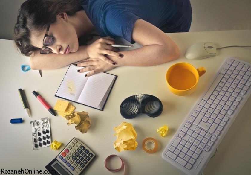 تهدید سلامت بدن با اضافه کاری بیش از حد