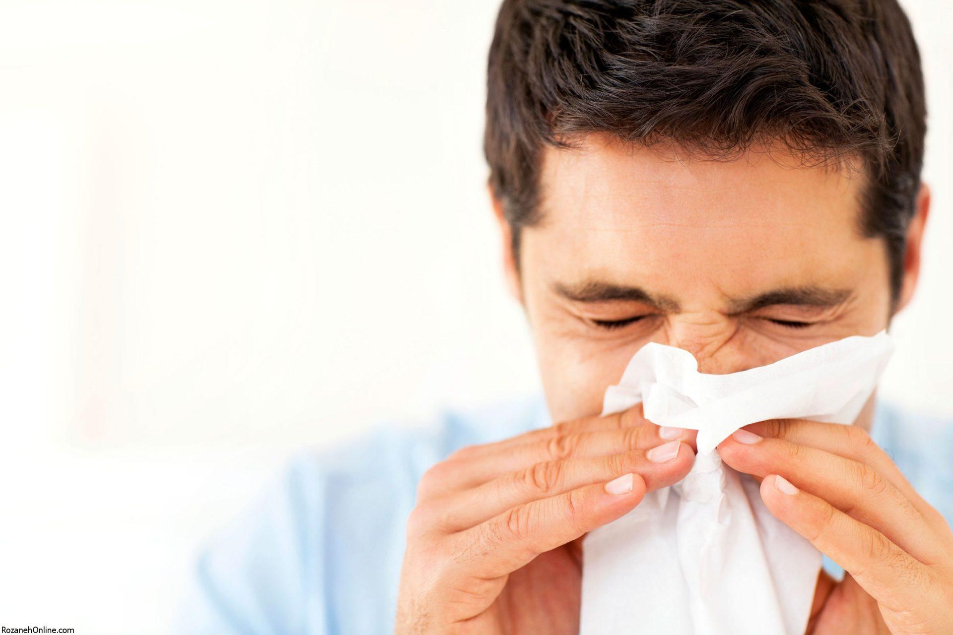 پیشگیری از بروز علائم آلرژی