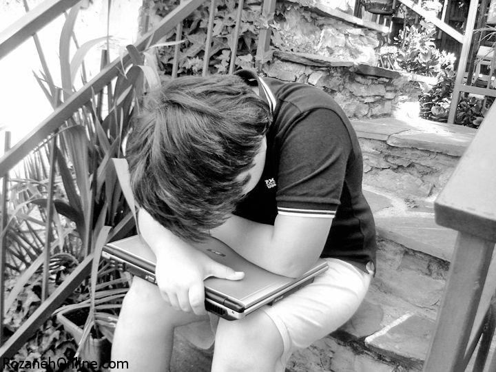 آسیبهای روانی از هم پاشیده شدن بنیان خانواده