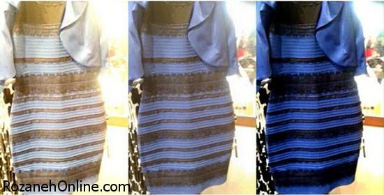 خطای دید در تشخیص رنگ این لباس