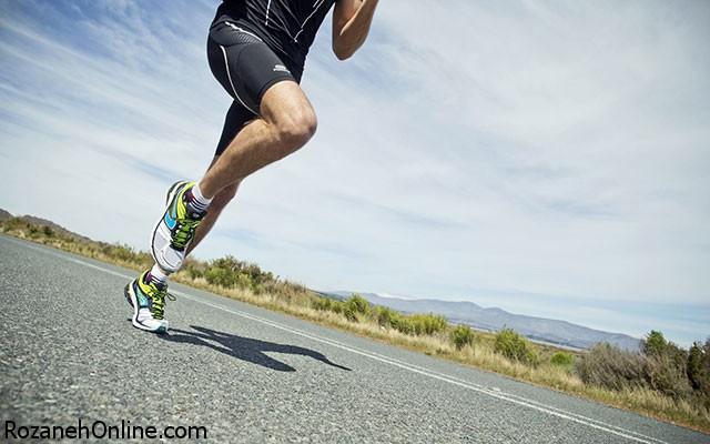 افزایش حس خوشبختی با دویدن