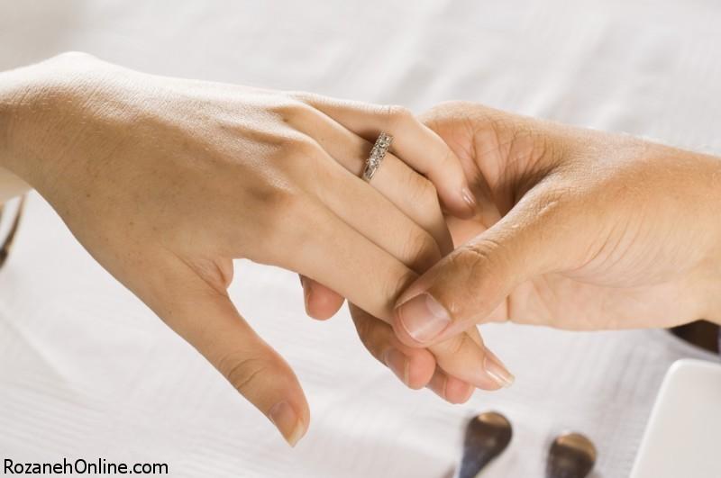 نشانه های عاشق بودن شوهرتان نسبت به شما و زندگی مشترکتان