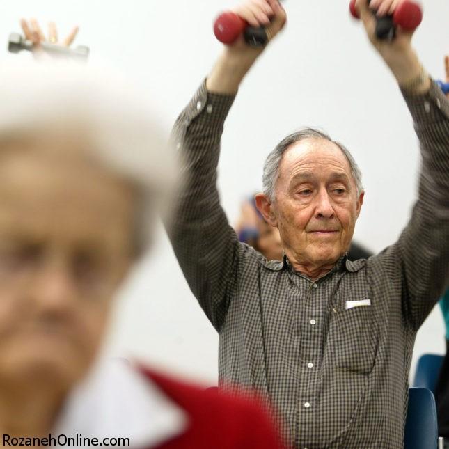 چگونه در دوران سالمندی تحرک جسمانی خود را حفظ کنید