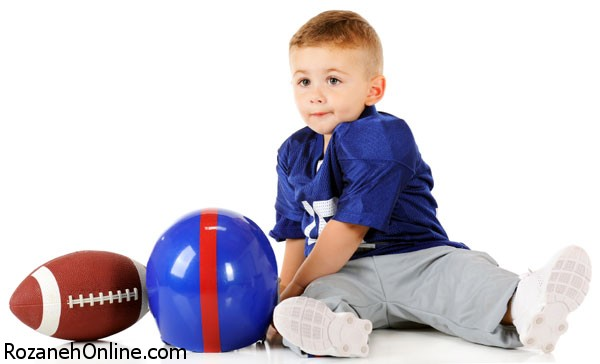 چکار کنیم که کودکان خردسال  فعالیت های ورزشی انجام دهند