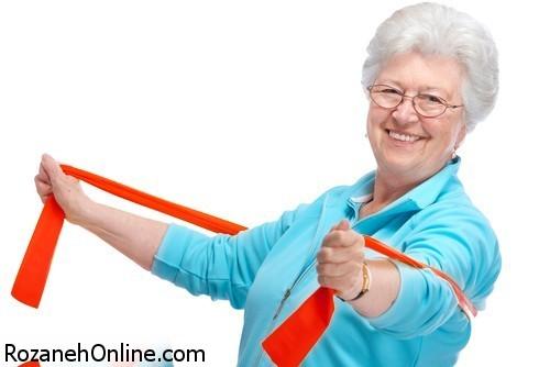 اصول کنترل بر ورزش در سالمندان مبتلا به بیماریهای مزمن