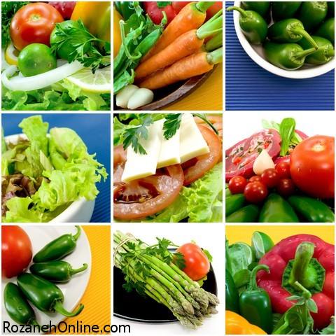 طرز تهیه غذاهای نشاط آور در فصل گرم تابستان