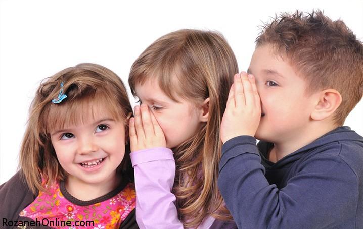 مدیریت و کنترل پرحرفی کودک