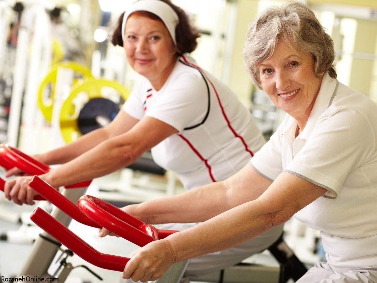 تاثیر مفید ورزش در سلامتی و مقابله با  بیماریها