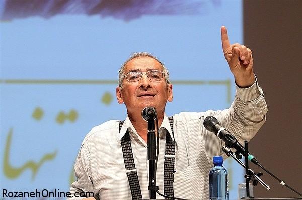 آدرس کانال تلگرام صادق زیباکلام استاد علوم سیاسی و اصلاح طلب
