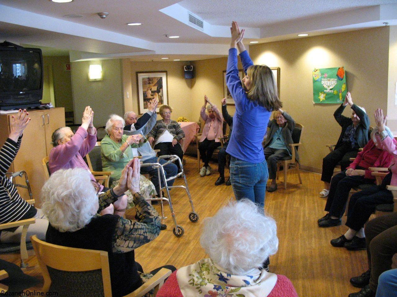 مدیریت زمان برای فعالیت ورزشی اشخاص سالمند
