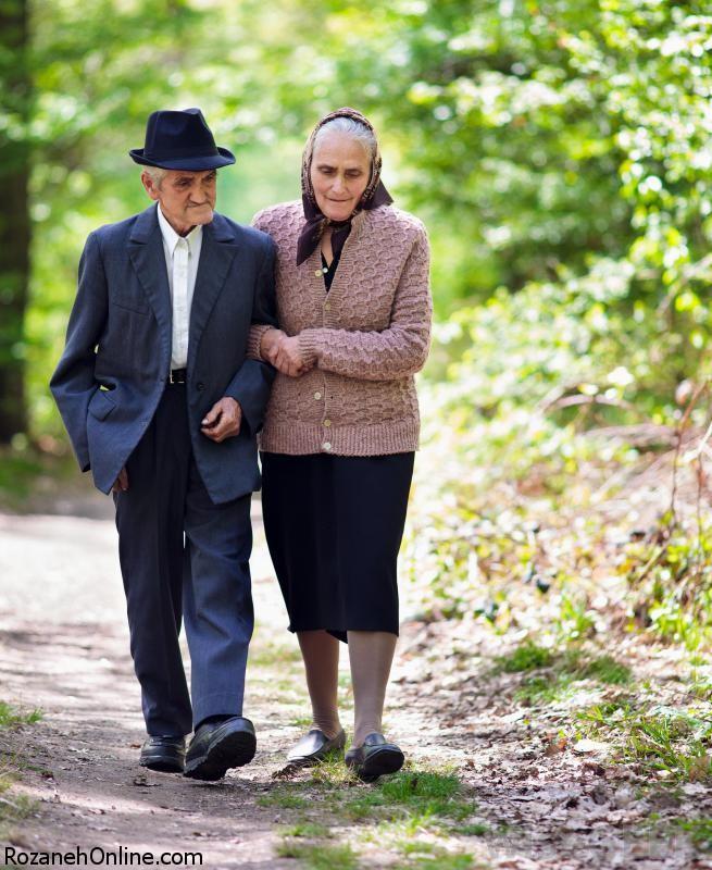 تاثیر ورزش بغل کردن برای افراد مسن ورزشکار