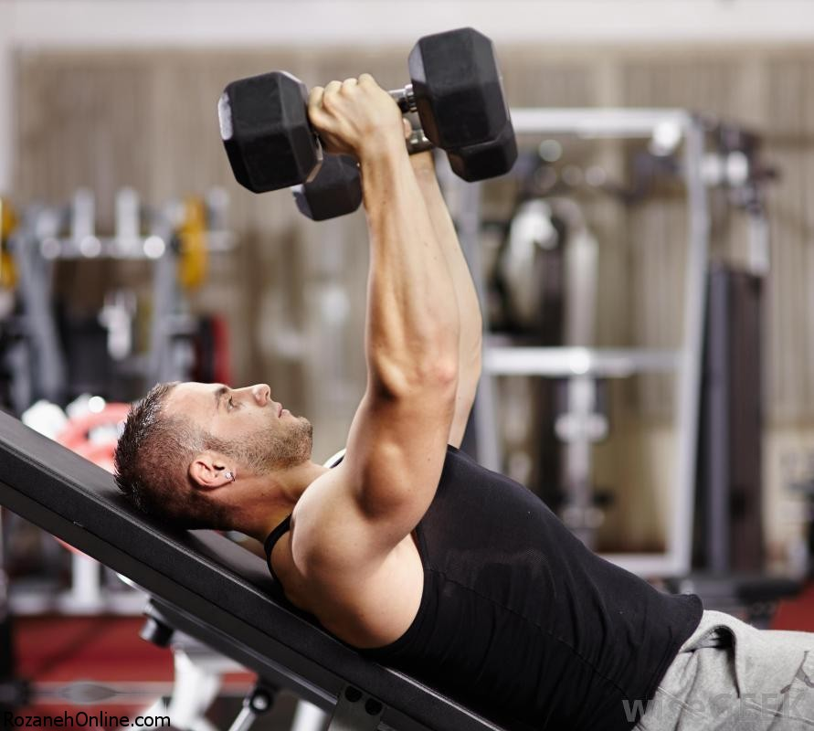 چگونه با وزنه سبک تمرین کنیم؟