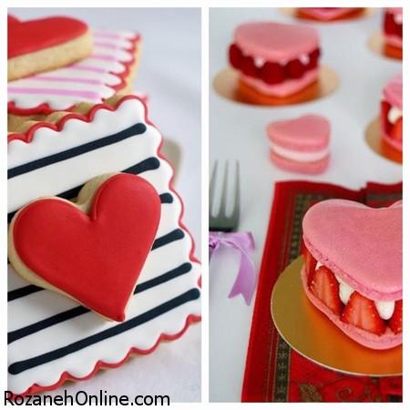 آموزش پخت شیرینی براونی ویژه ولنتاین