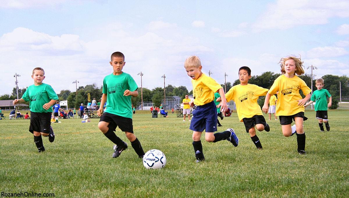 با مراکز ورزشی کودکان بیشتر آشنا شوید