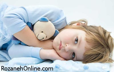 تنظیم زمان خواب کودکان نوپا