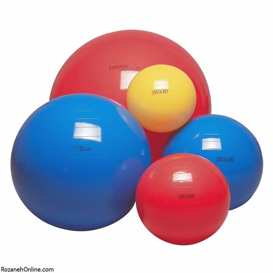 نکاتی درباره فیزیوبال توپ بدنسازی