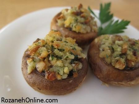 آموزش پخت دسر پاییزی قارچ پنیری + خواص قارچ