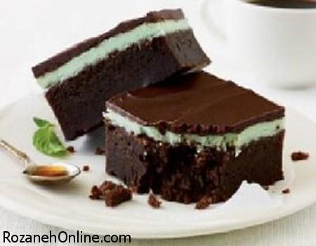 طرز تهیه اسنک شکلات تلخ دسری بسیار عالی و مقوی