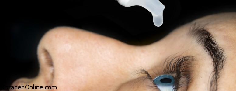قطره چشمی، بجای تزریق دارو برای  معالجه عارضه های چشمی بیماری دیابت