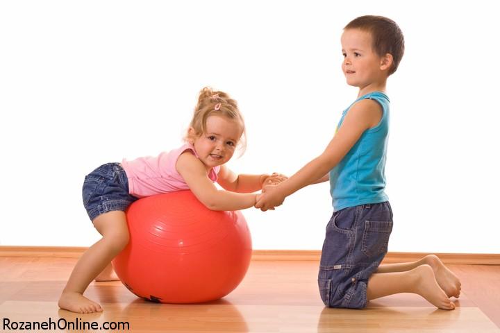 فواید شگفت انگیز ورزش برای خانواده