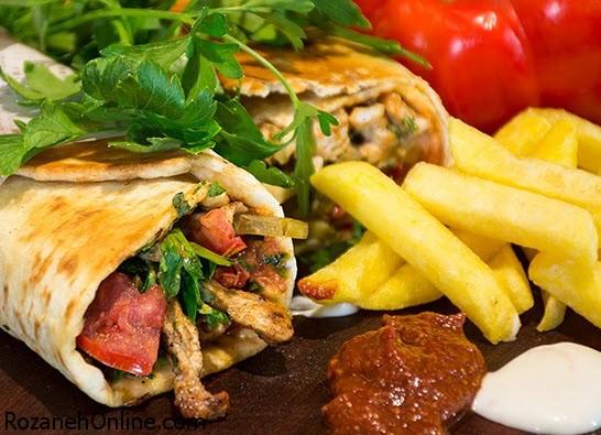 طرز تهیه خوراک رژیمی بسیار خوشمزه و کم کالری
