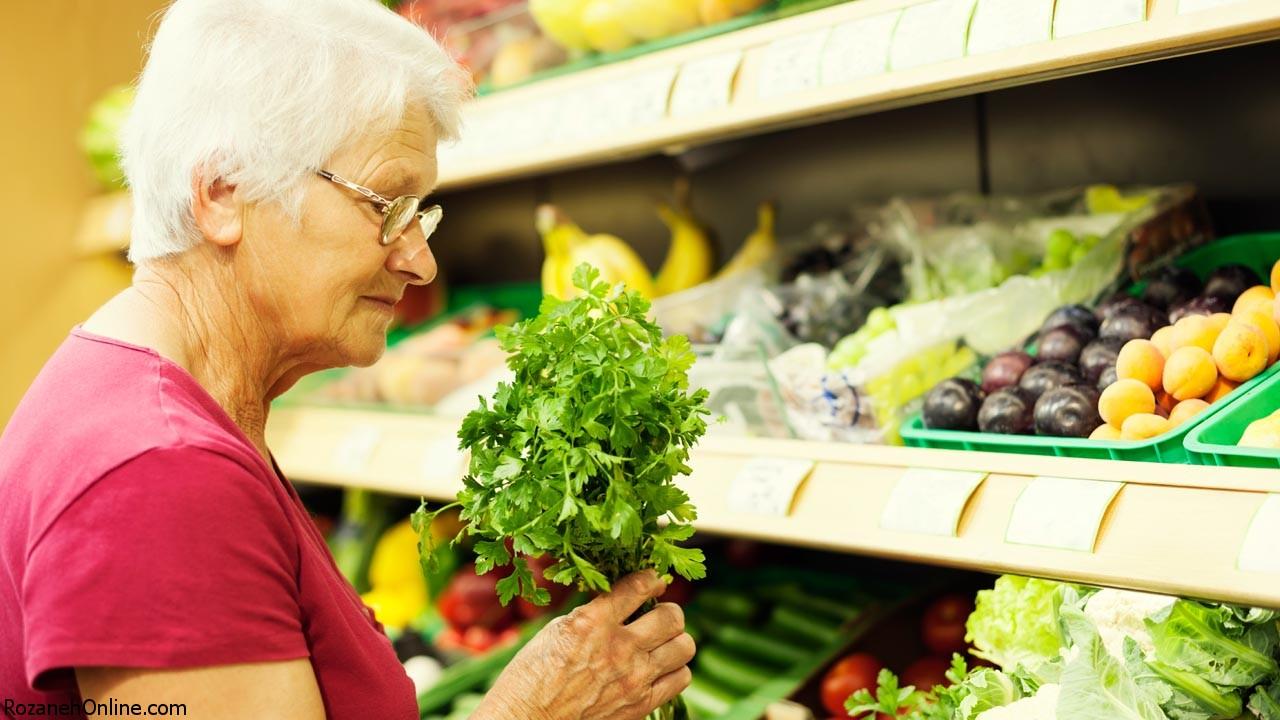 غذای ویژه سالمندان را با روش زیر تهیه نمایید!