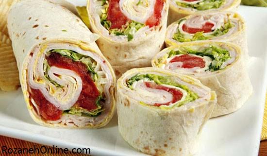 غذاهای تابستانی را با روش جدید زیر طرز تهیه کنید!