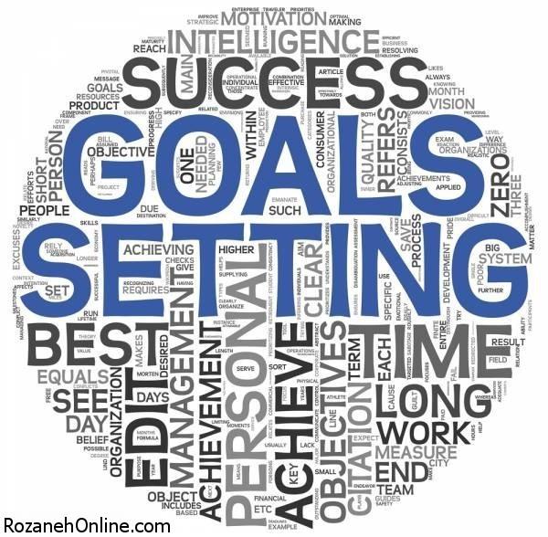 بکارگیری اهداف ورزشی بقصد بوجود آمدن ایجاد انگیزه