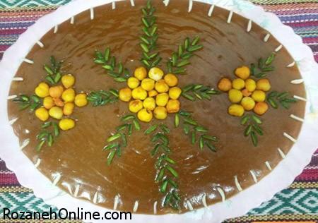 طرز تهیه حلوای عربی بسیار خوشمزه ویژه ماه رمضان
