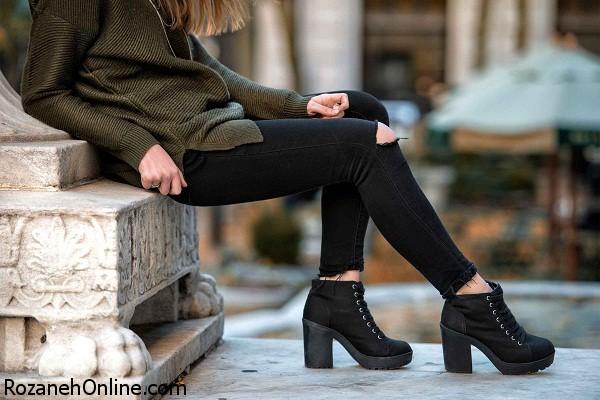 کفش پاشنه بلند خوب و راحت چه ویژگی هایی باید داشته باشد