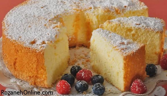 طرز تهیه کیک آمریکایی با طعمی بسیار بی نظیر