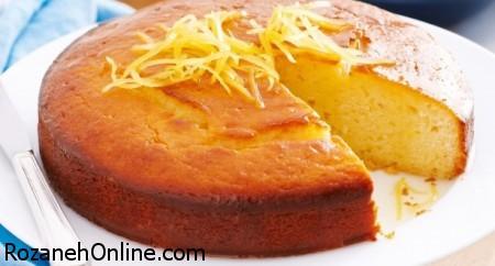 آموزش پخت کیک ماست بهمراه خواص بی نظیر ماست