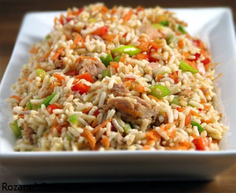 فشار خون را با خوراک قارچ و برنج بشدت کنترل کنید!
